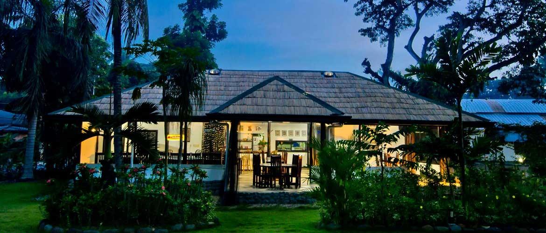balay tuko garden inn your home away from home CRT TV Samsung LCD TV